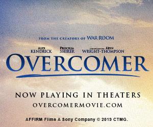 Overcomer Early Logo