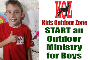 Kids Outdoor Zone